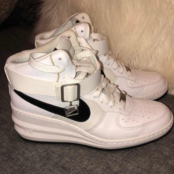 online store 153fa cb7b6 Womens Nike Lunar force 1 Sky Hi size 8.5. M5bb02a2aa31c33147c1c8749